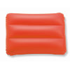 Beach pillow                    in red