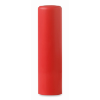 Lip balm in red