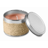 Fragrance candle                in beige