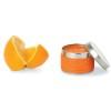 Fragrance candle                in orange