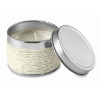 Fragrance candle                in white