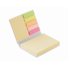 Memo pad set in white