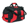 Sport And Travel Bag in red