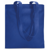 Shopping Bag In Nonwoven in royal-blue