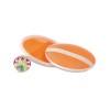 Suction ball catch set          in orange