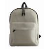 600D Polyester Backpack in grey
