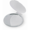 Make-up mirror in transparent-white
