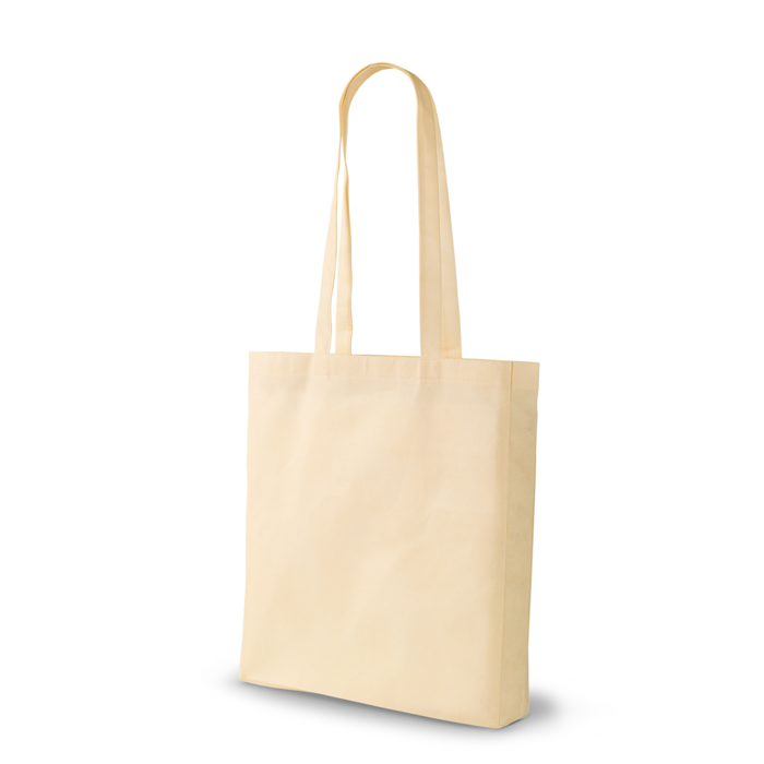 Nonwoven Shopping Bag in beige