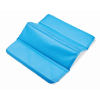 Folding seat mat in baby-blue