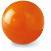 Lip balm in round box           in orange