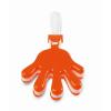 Hand clapper                    in orange