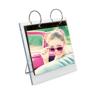 Rotator Photo Frame in transparent