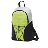 Backpack Polyester in lime