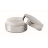 Lip balm in box                 in shiny-silver