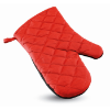 Cotton oven glove               in red