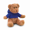 Teddy Bear Plus With T-Shirt in blue