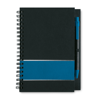 Notebook Lined Paper in blue