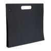 Folder in carton in black