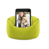 Puffy Smartphone Holder in lime