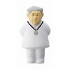 Anti-stress PU doctor in white