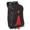 Adventure backpack in red