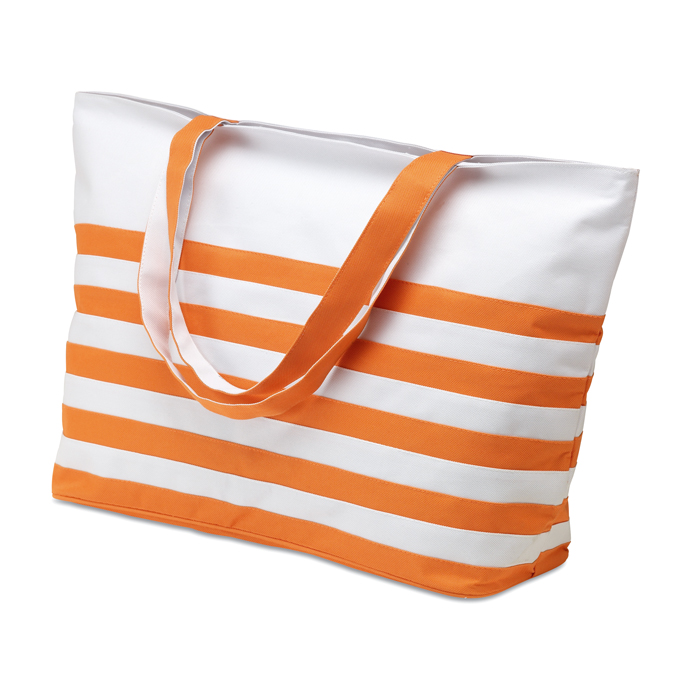 Marine Beach Bag in orange