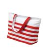 Marine Beach Bag in red