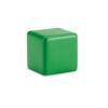 Anti-stress square in green