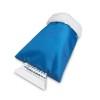 Car Ice Scraper W/ Mitten in blue