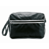 Document bag in black