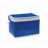 Nonwoven 6 can cooler bag       in blue