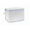 Nonwoven 6 can cooler bag       in white