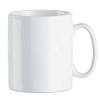 Sublimation mug in white