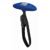 Luggage scale in royal-blue