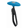 Luggage scale in turquoise
