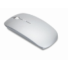 Wireless mouse in matt-silver