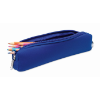 Pencil case in blue