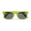 Kids sunglasses in lime