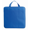 Non woven stadium cushion in blue