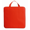 Non woven stadium cushion in red