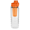 700 ml Tritan bottle in orange