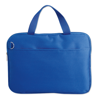 600D Polyester Document Bag in royal-blue