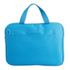 600D Polyester Document Bag in turquoise