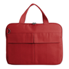 600D Polyester Computer Bag in red