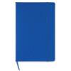 A5 block note w/ squared paper in blue