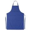 Adjustable apron                in blue