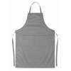 Adjustable apron                in grey