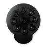 Suction Cup Phone Holder in black