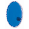 Heat pad                        in transparent-blue