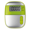 Pedometer                       in lime